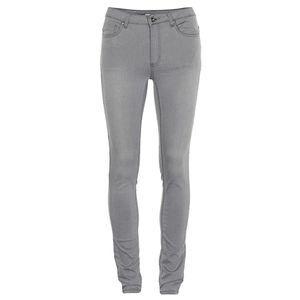 KAFFE Damen Jeans Smoked Pearl