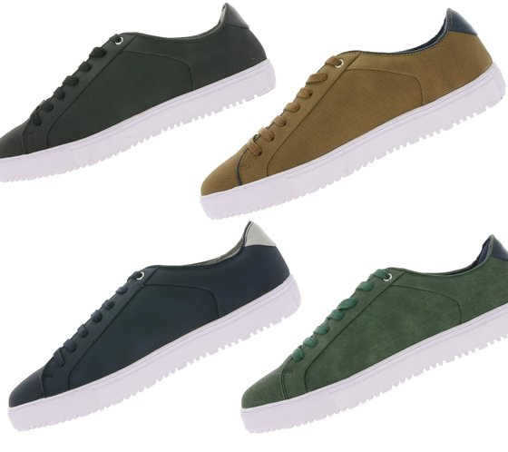 KeN Shoe Fashion Sneaker klassische Low Top Schuhe