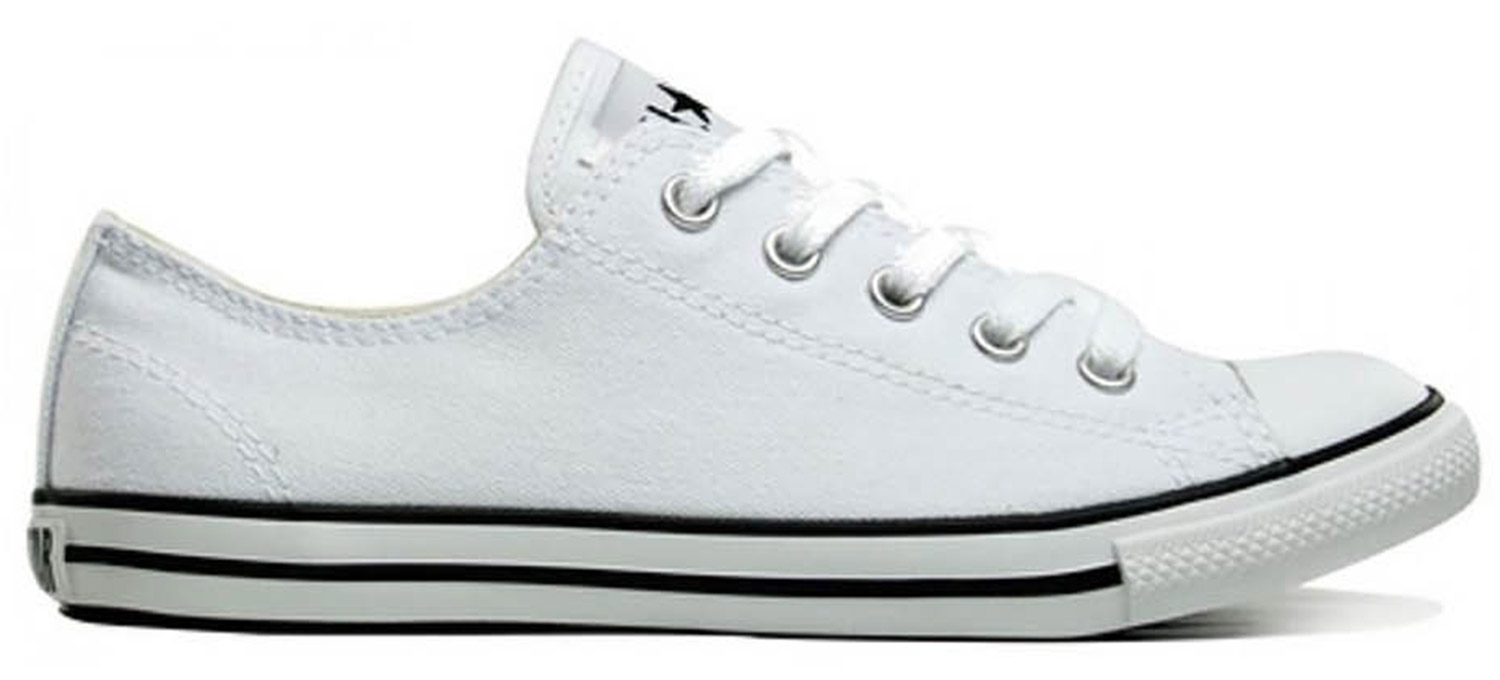 Converse Chucks CT AS Dainty OX Damen Sneaker Weiß