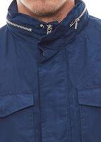 Lager 157 Herren-Jacke leichte Regenjacke Navy, Schwarz & Khaki – Bild 4