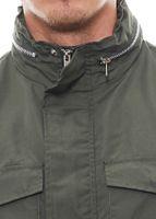 Lager 157 Herren-Jacke leichte Regenjacke Navy, Schwarz & Khaki – Bild 8