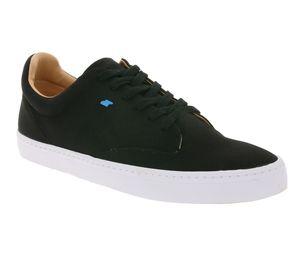 Boxfresh Schuhe coole Herren Low-Top Sneaker Schwarz
