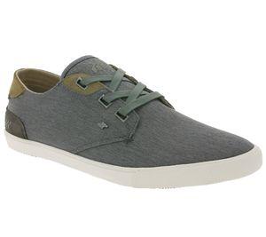 Boxfresh Schuhe bequeme Herren Low-Top Sneaker Grau