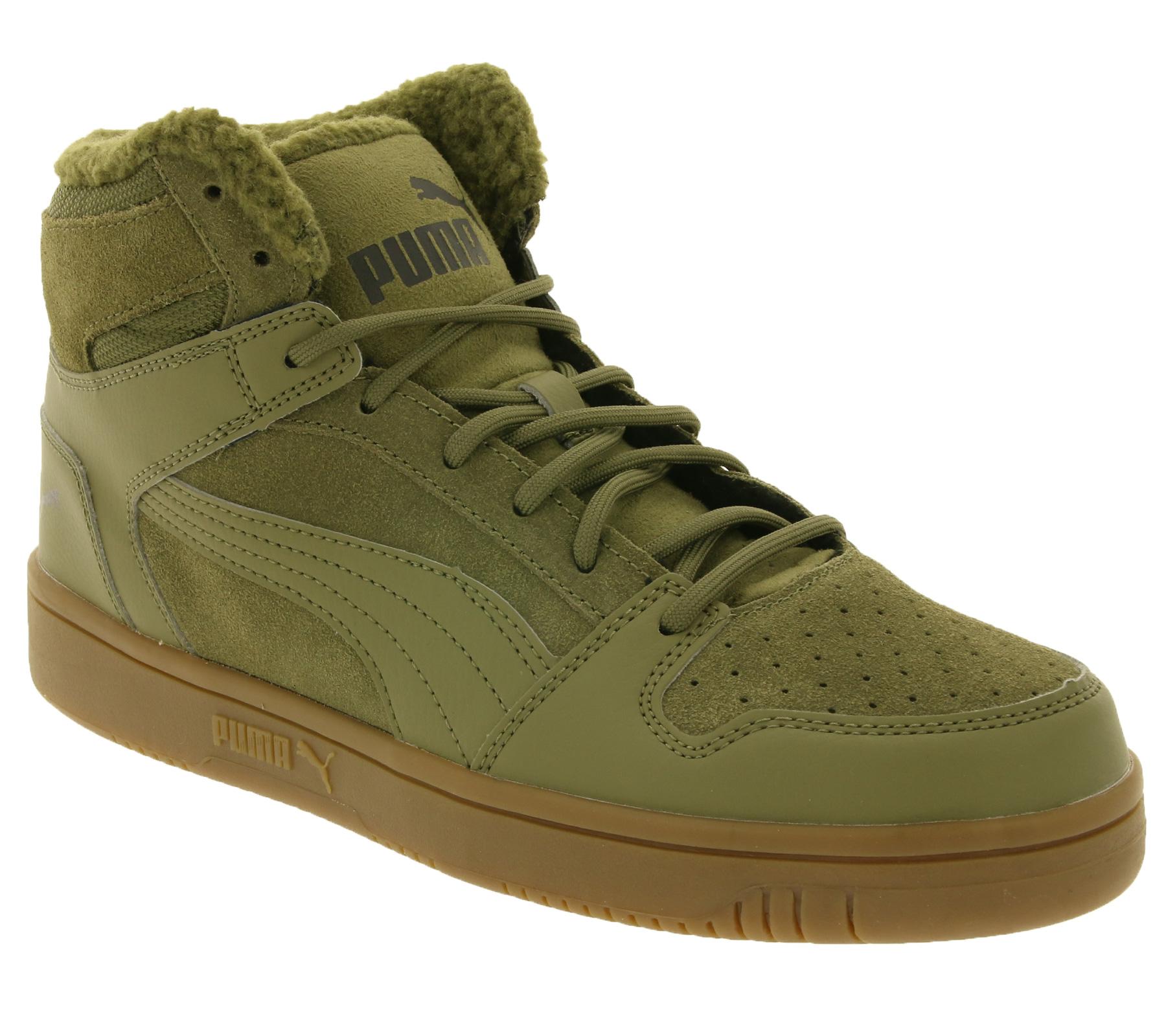 PUMA Schuhe Herren High Top Sneaker Boots Rebound LayUp SD