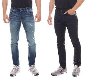 Jack & Jones Hose Männer-Jeans Glenn & Tim