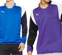 PUMA Sweatshirt atmungsaktive Trainings-Shirts Esito 4 Pullover Herren Sweater