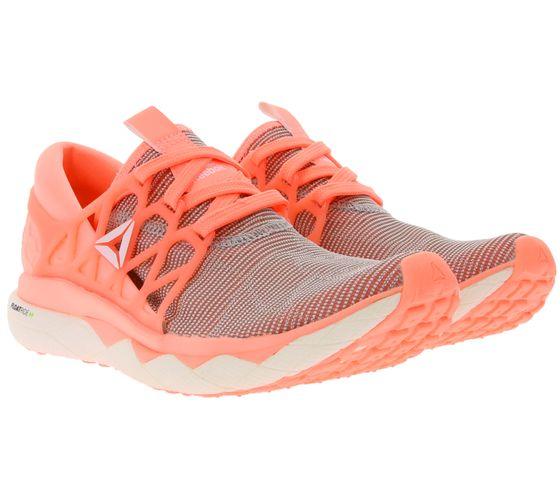 Reebok Sportschuhe Floatride Run Flexweave modische Damen Sneaker Weiß/Pink
