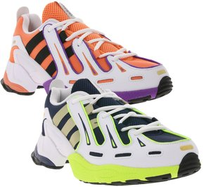 adidas Originals Retro-Schuhe auffälliger 90s-Sneaker Equipment Gazelle Bunt