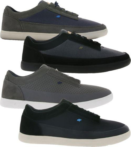 Boxfresh Troxton Freizeit-Schuhe modische Herren Sneaker