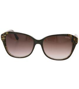GUESS Mode-Brille modische Damen Sonnen-Brille Braun