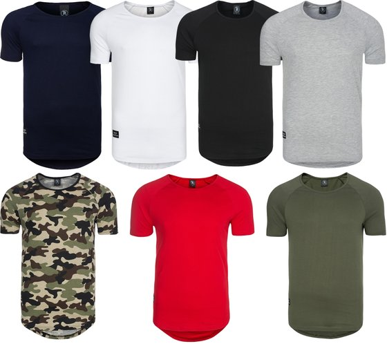 Spartans History Basic Oval T-shirts for men in various models