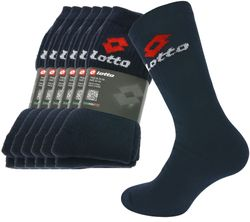 18-Pack Lotto Socks Blue Socks