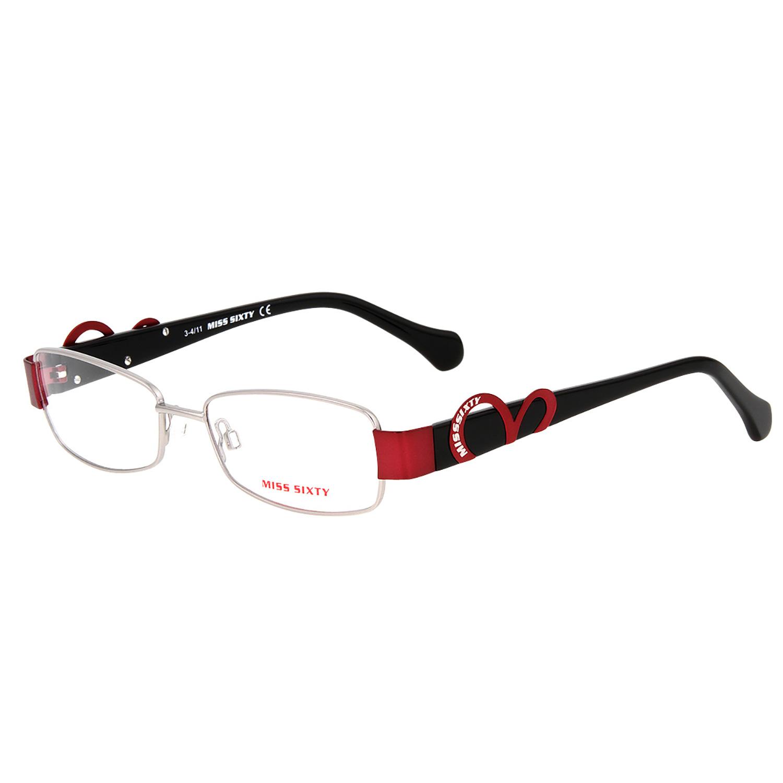 MISS SIXTY Brille Damen Metall Brillenfassung Brillengestell ...