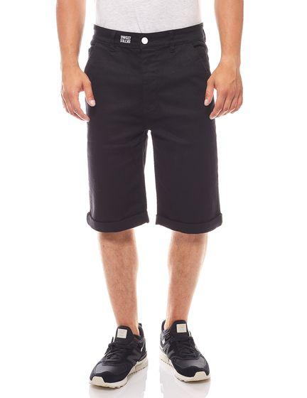Jeans Shorts Herren Schwarz Sweet SKTBS