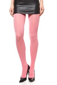 Strumpfhose Damen pink pieces