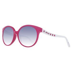 Just Cavalli Sonnenbrille Damen Rot – Bild 1