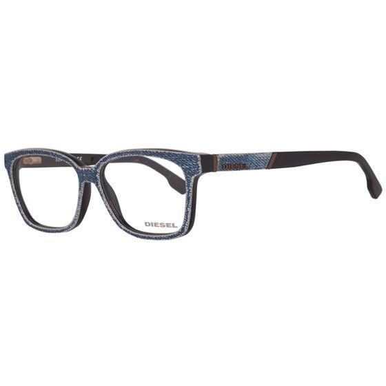 Diesel Brille Damen Blau Lese-Brillen Brillen-Gestell Brillen-Fassung