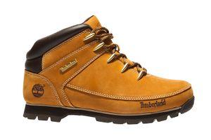 Timberland Euro Sprint Hiker Herren Winter-Stiefel Beige Schuhe