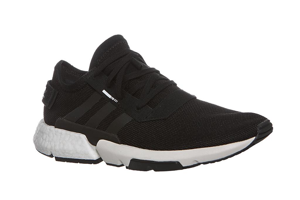 adidas Originals Herren Sneaker Boost POD-S3.1 Schwarz
